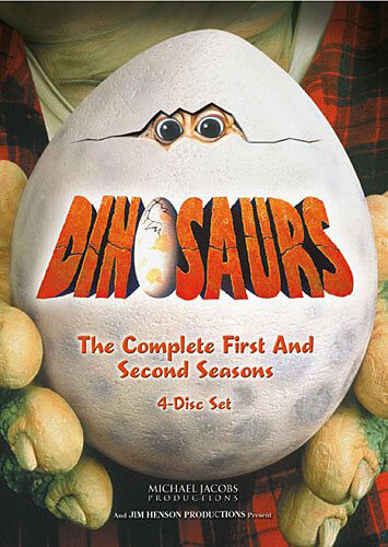 Dinosaurs: Complete First & Second Season