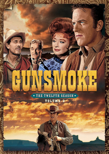 Gunsmoke: The Twelfth Season - Vol Two