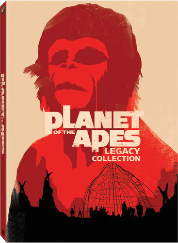 Planet Of The Apes Legacy Boxset