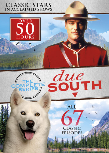 Due South: Complete Series