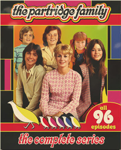 Partridge Family: The Complete Series