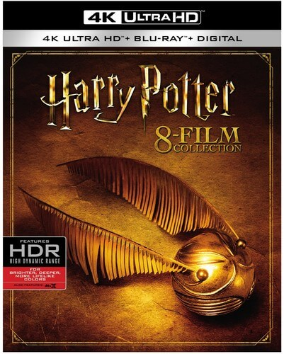 Harry Potter Collection - 4K Ultra HD