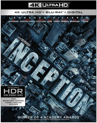 Inception - 4K Ultra HD