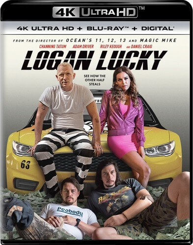 Logan Lucky - 4K Ultra HD