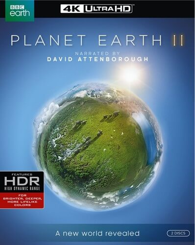 Planet Earth II - 4K Ultra HD