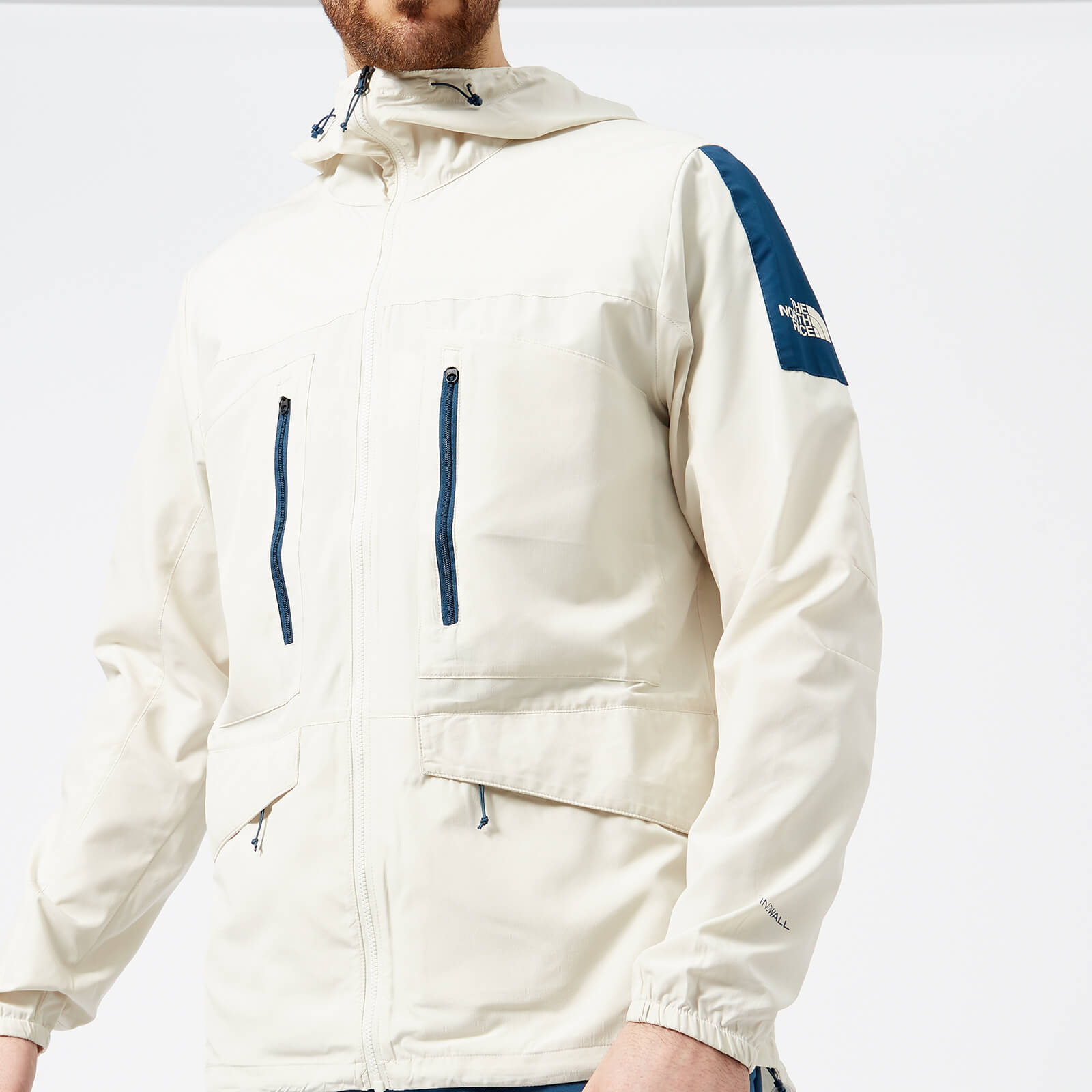 3c81e7359 The North Face Men's Fantasy Ridge Light Jacket - Vintage White ...