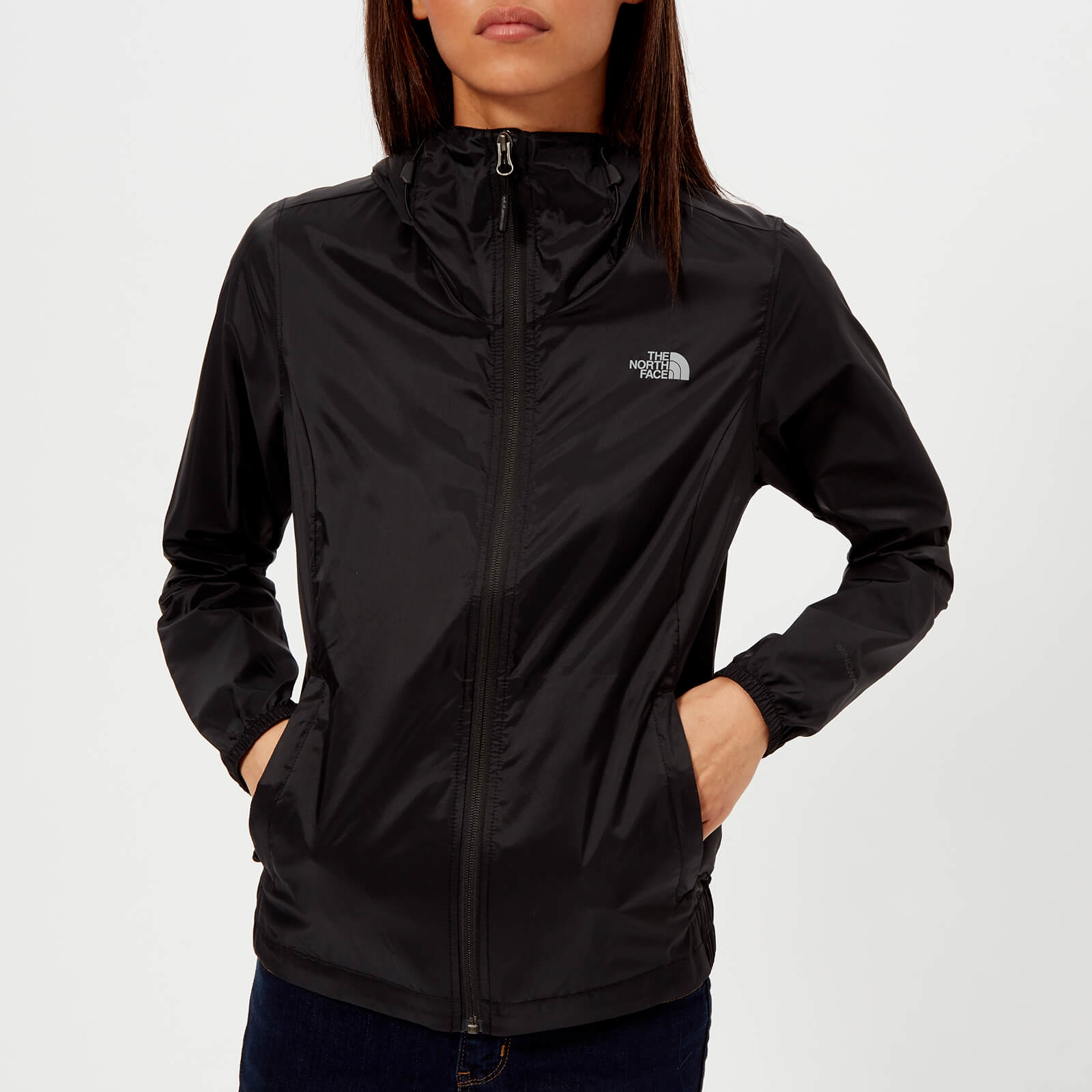 a80a9f3bb The North Face Women's Cyclone 2 Hoody - TNF Black