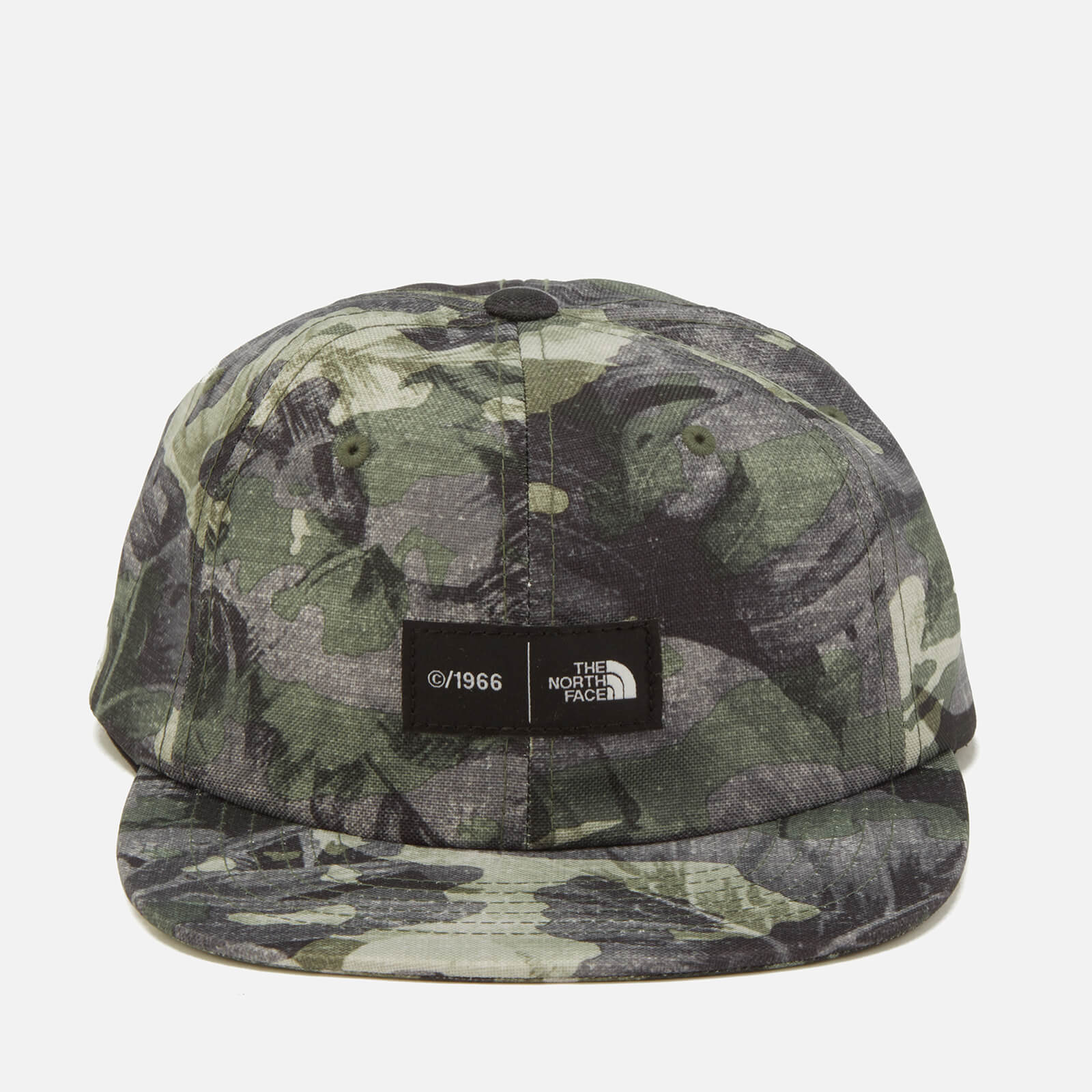 ddb5ee8bbebd4 The North Face Men s Pack Unstructured Hat - English Green Tropical Camo  Mens Accessories