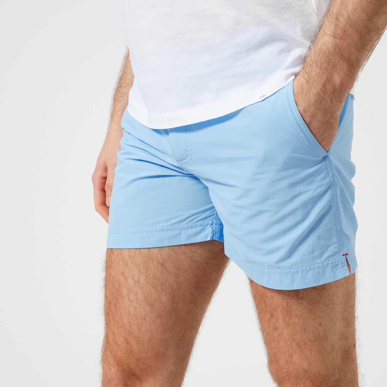 dc7f540234 Orlebar Brown Men's Setter Swim Shorts - Powder Blue - Free UK Delivery  over £50