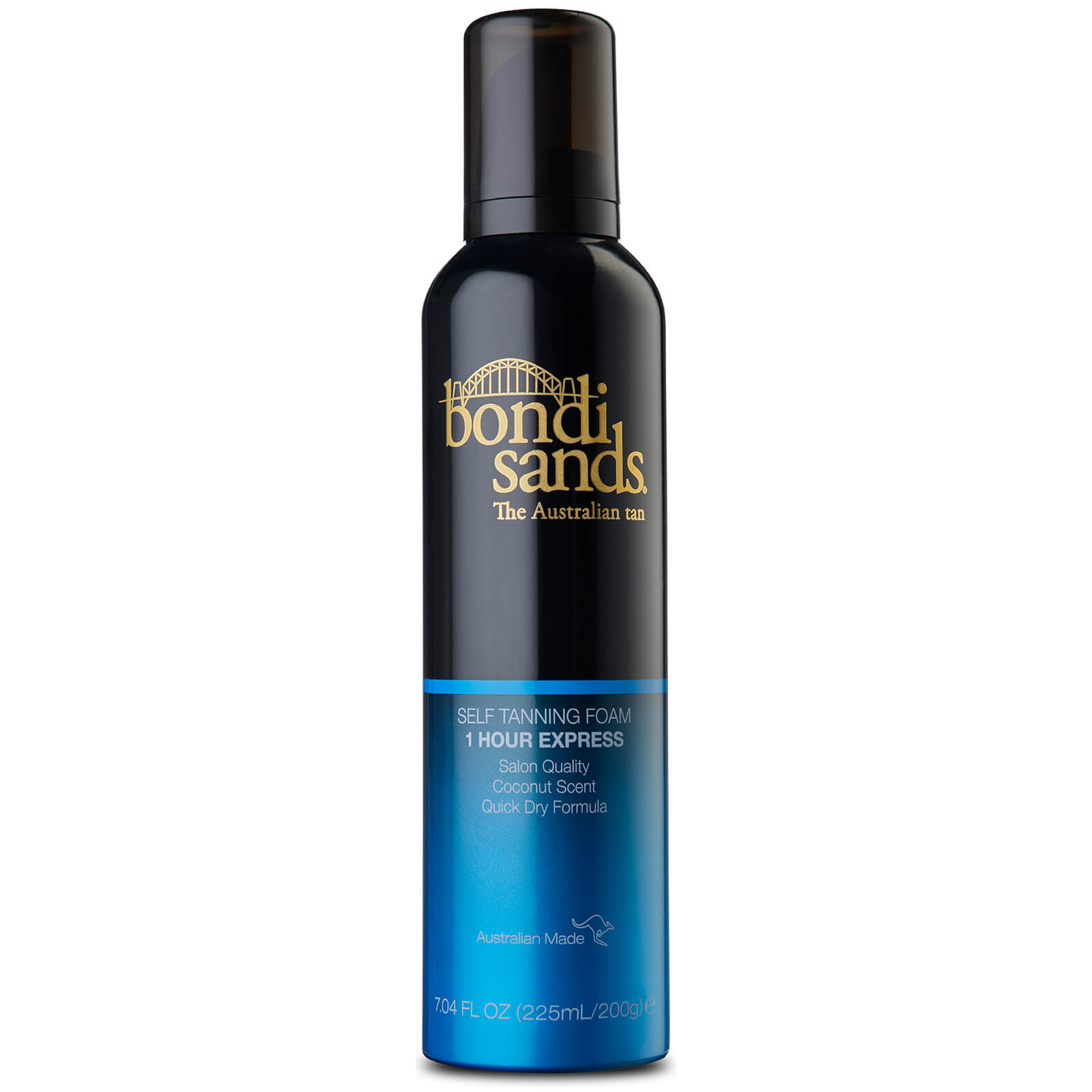 Bondi Sands 1 Hour Express Self Tanning Foam 200g  5562cd1f26ddf