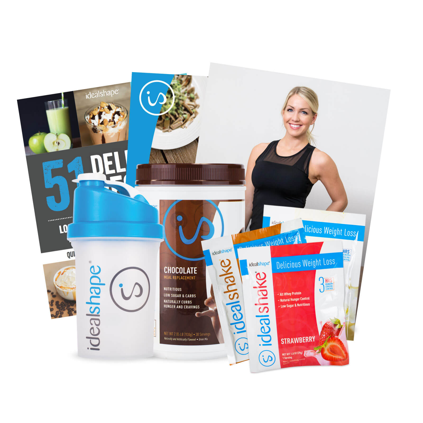 IdealShape for Life - Complete Bundle