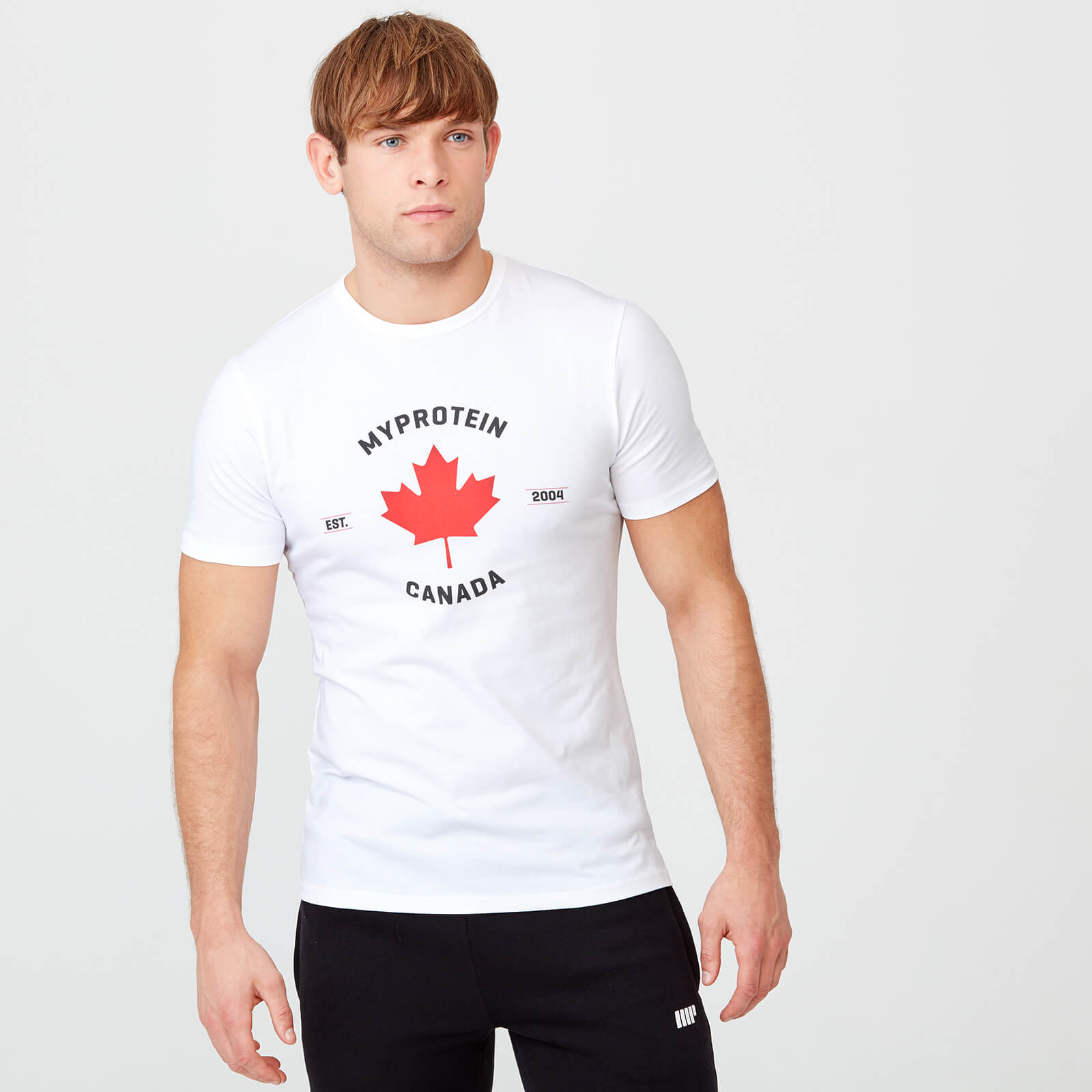 Canada Maple Leaf T-Shirt - White - XS