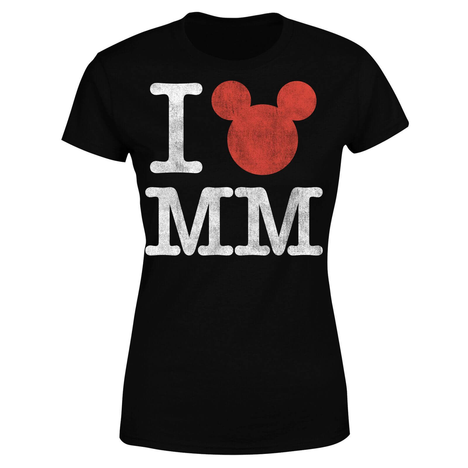 Disney Mickey Mouse I Heart MM Women