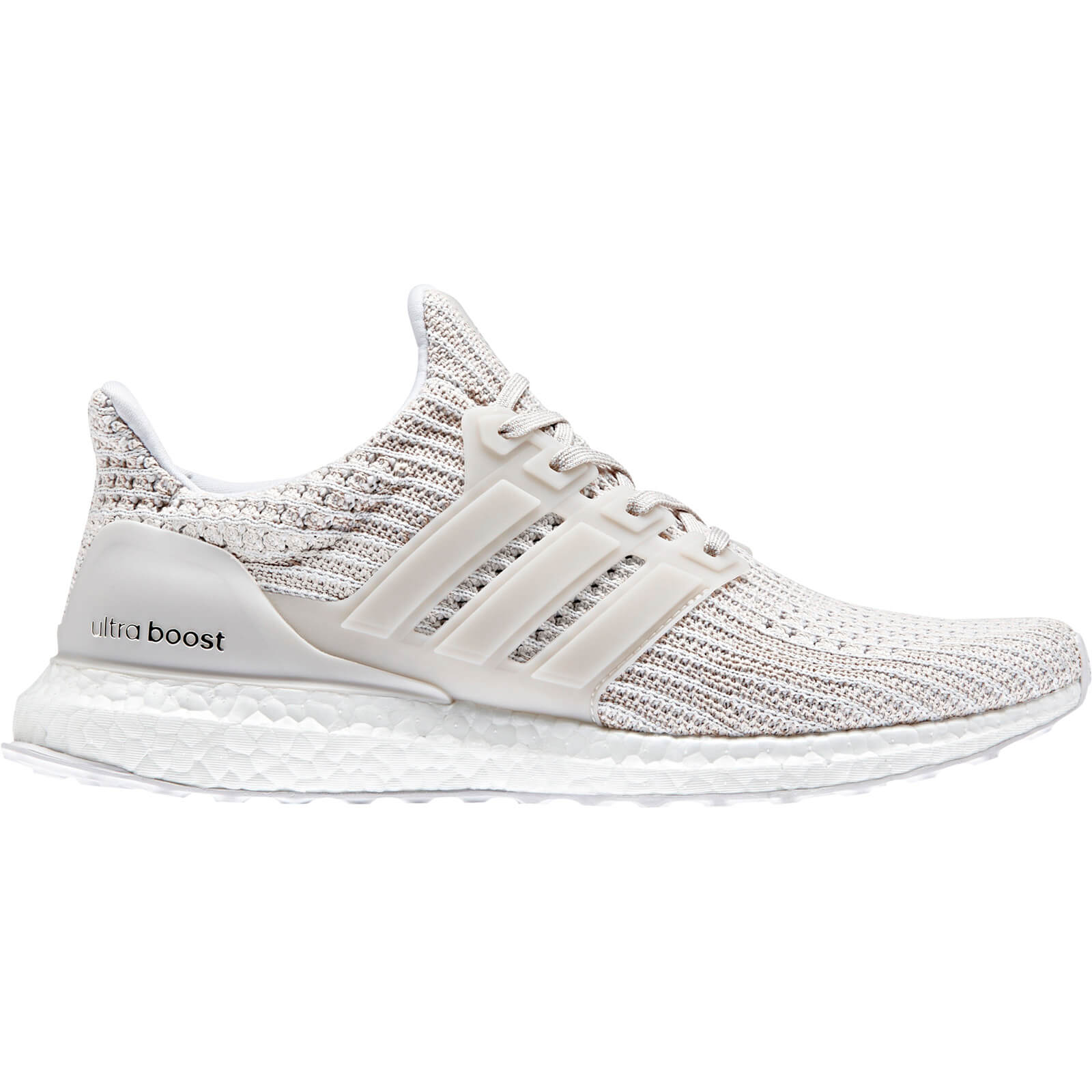 9c7b3dfdbc1 adidas Men s Ultraboost Running Shoes - Chalk Pearl White ...