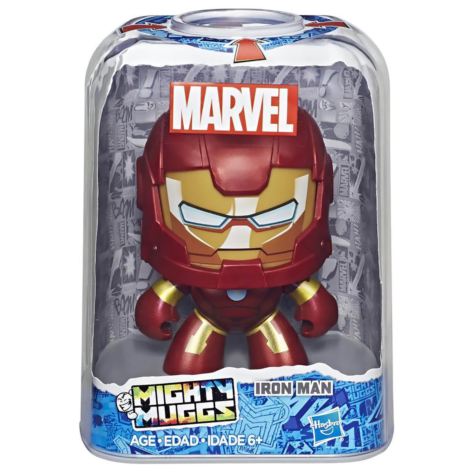 Marvel Mighty Muggs - Iron Man
