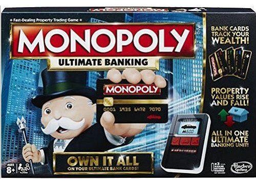 Hasbro Gaming Monopoly - Ultimate Banking