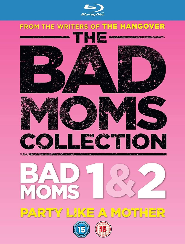 Bad Moms 2 Boxset Blu Ray Zavvi Us