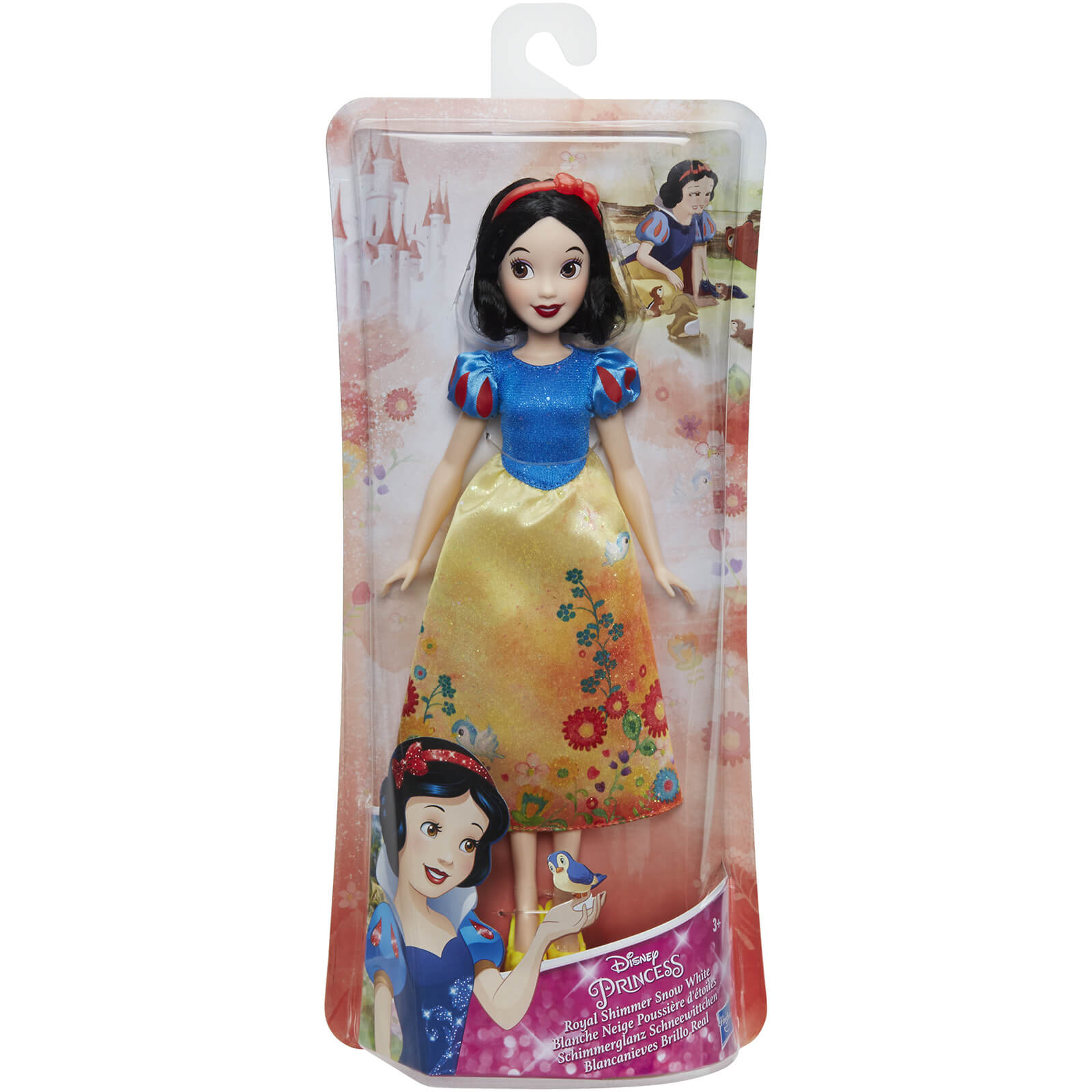 Disney Princess Snow White Royal Shimmer Fashion Doll