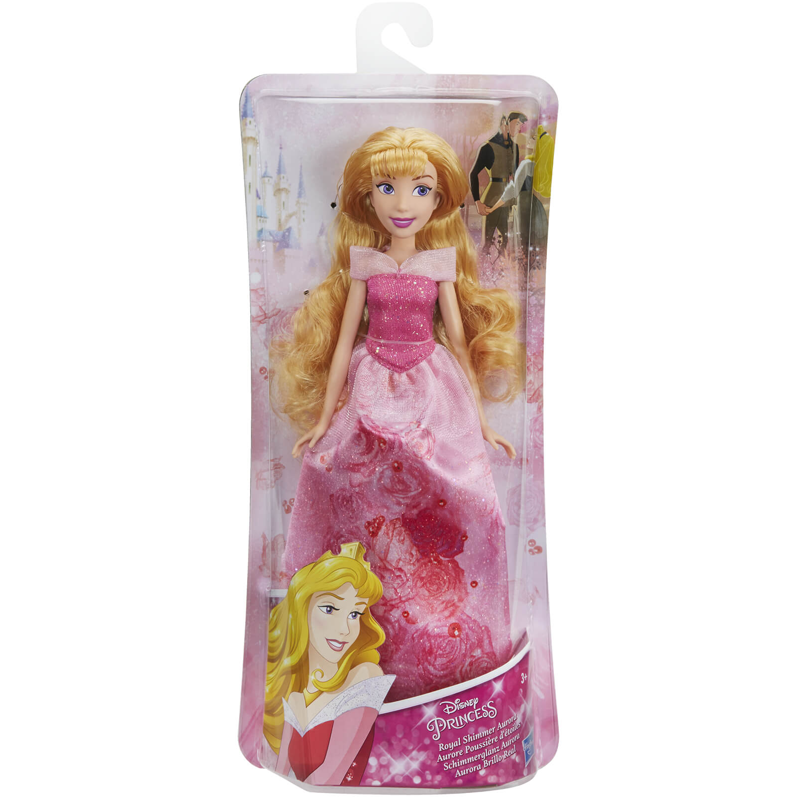 Disney Princess Aurora Royal Shimmer Fashion Doll