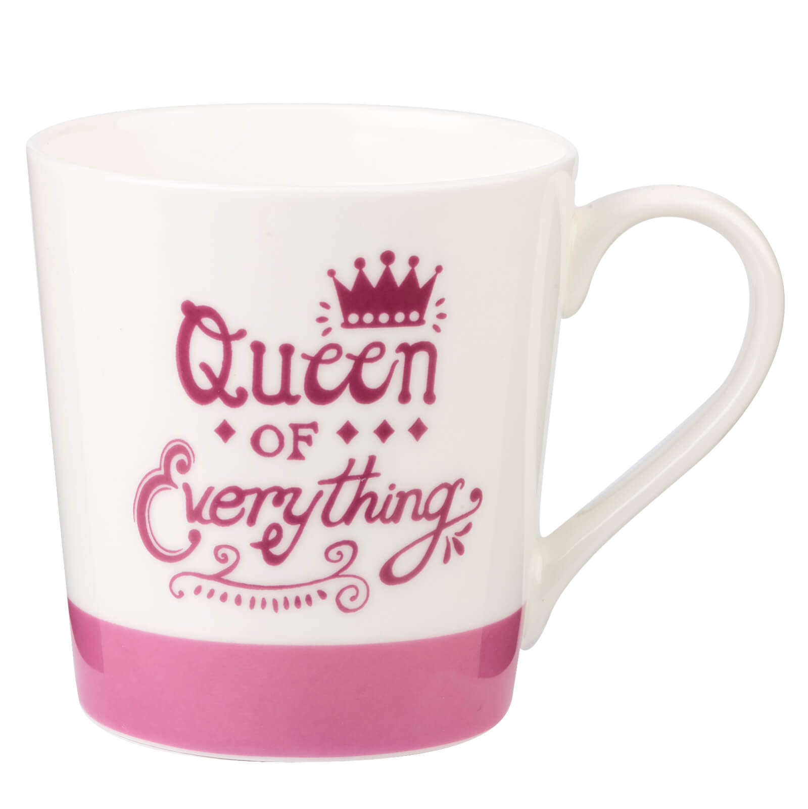 Chasing Rainbows Queen of Everything Mug