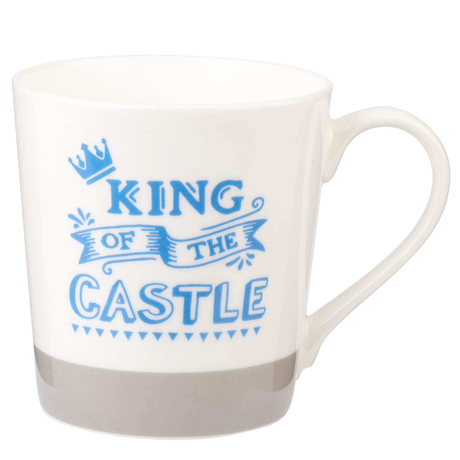 Chasing Rainbows King of the Castle Mug
