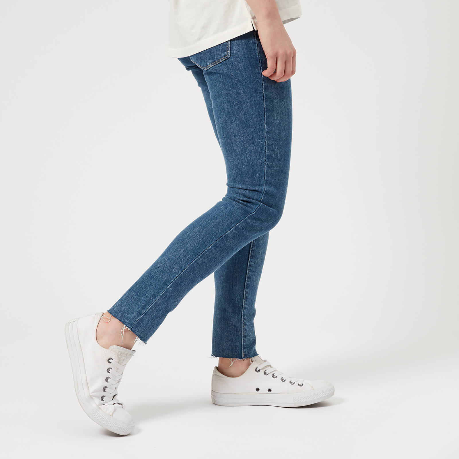 2639e929 Levi's Women's 721 High Rise Skinny Jeans - Charged Up - Free UK Delivery  over £50