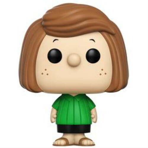 Peanuts Peppermint Patty ECCC 2017 EXC Pop! Vinyl Figure