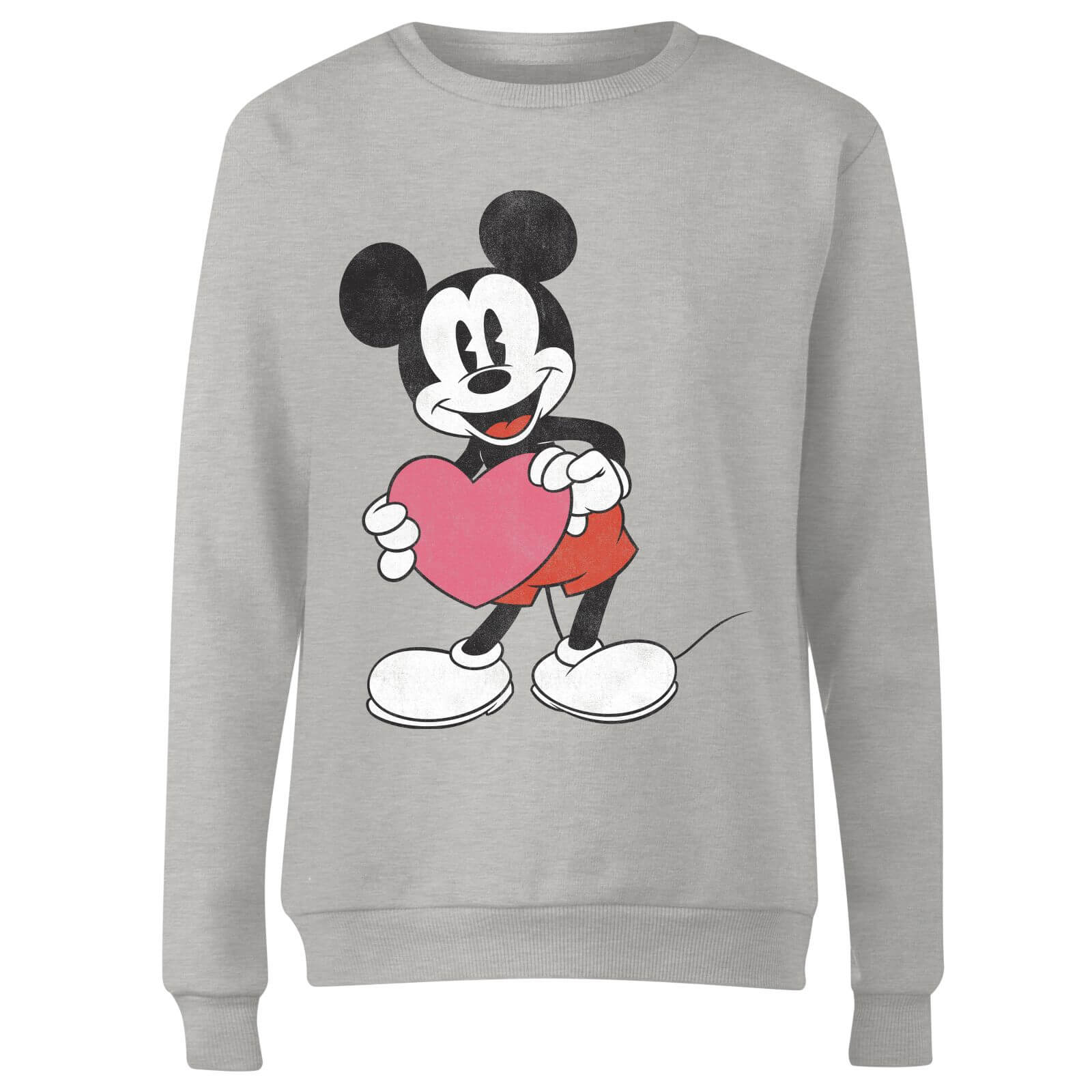 Disney Mickey Mouse Heart Gift Women