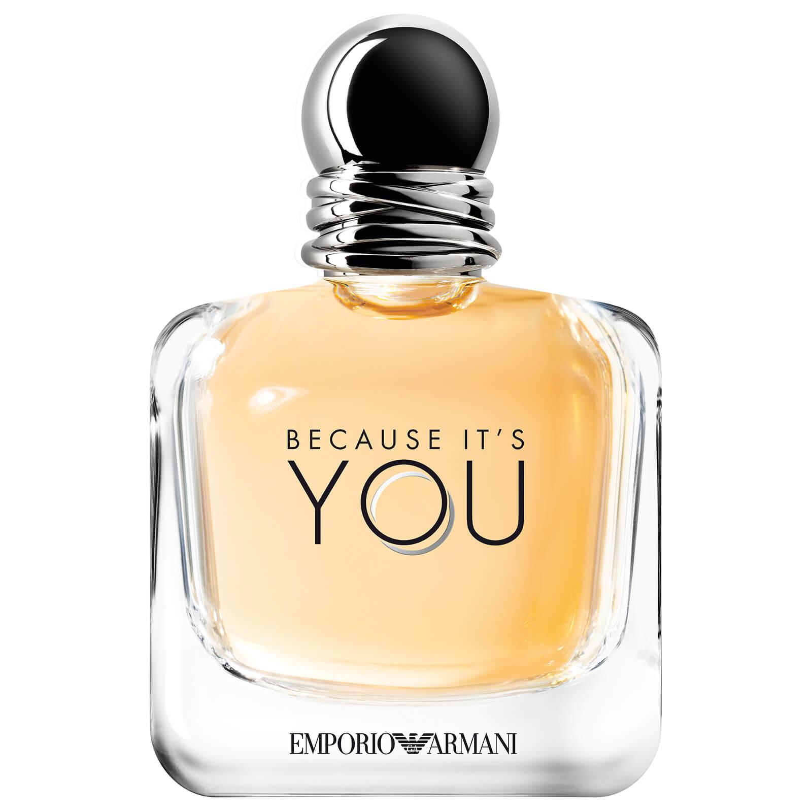 d7d4053ae73 Emporio Armani Because It s You Eau de Parfum 100ml