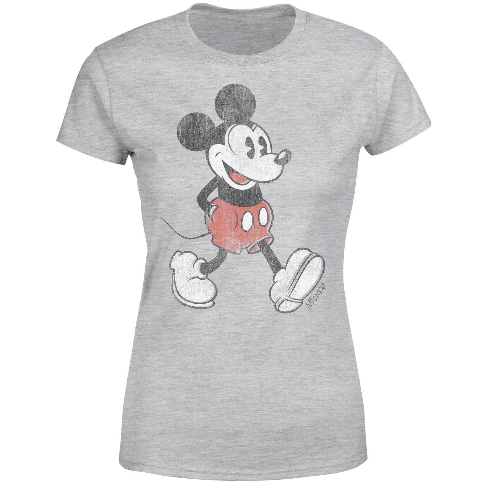 Disney Mickey Mouse Walking Women