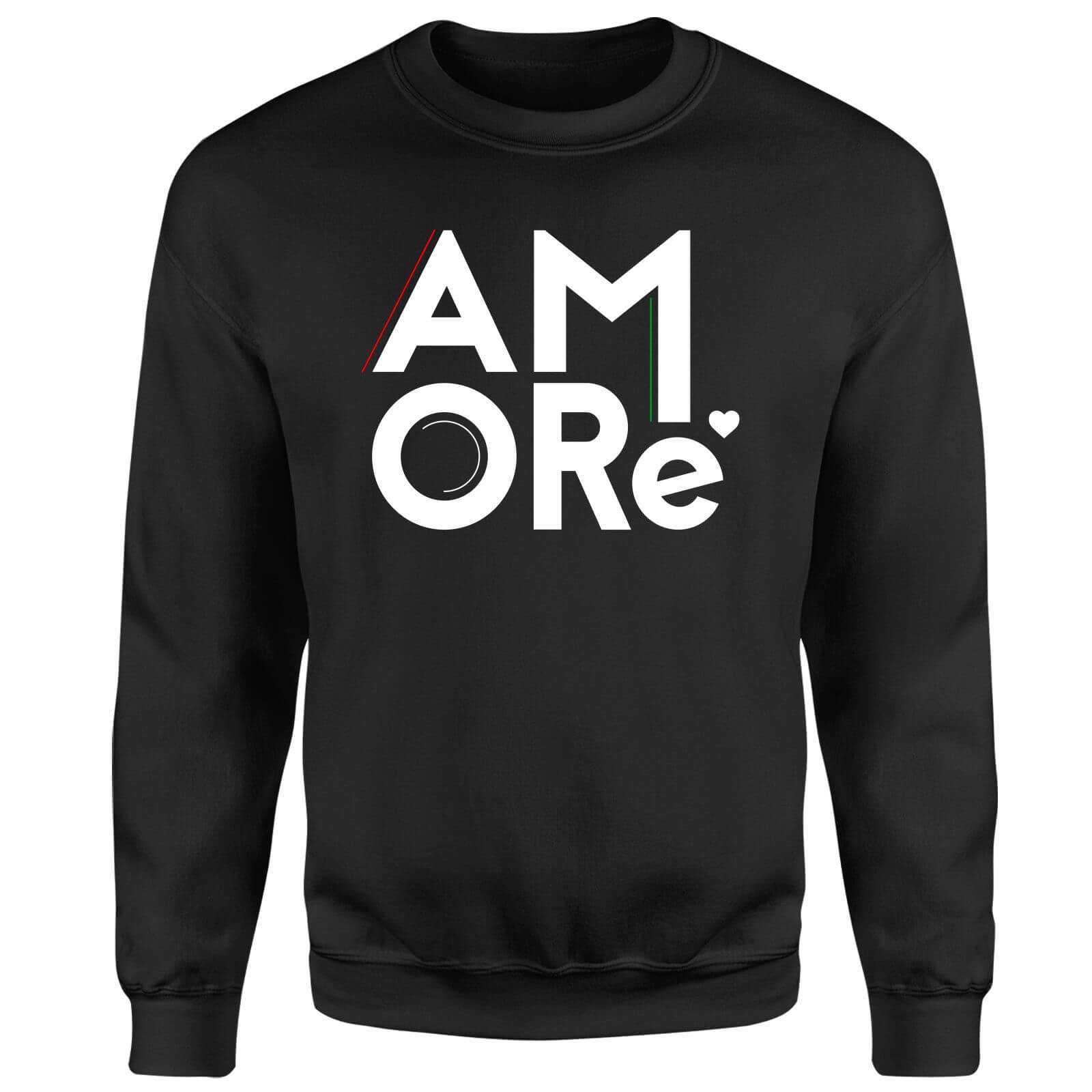 Amore Sweatshirt - Black