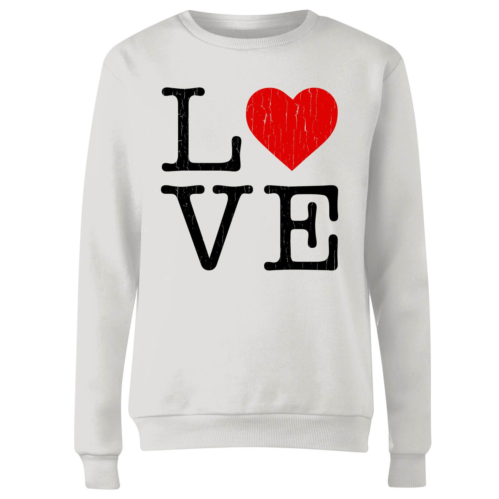 Love Heart Textured Women