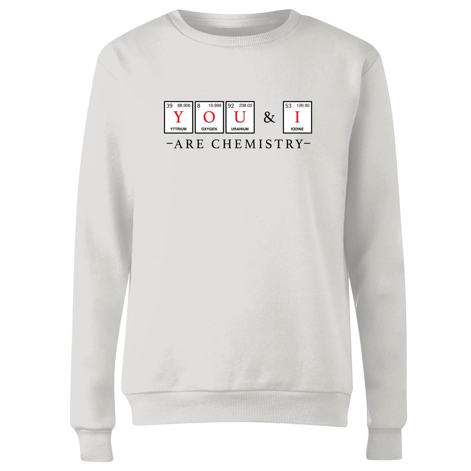 YOU & I Are Chemistry Women