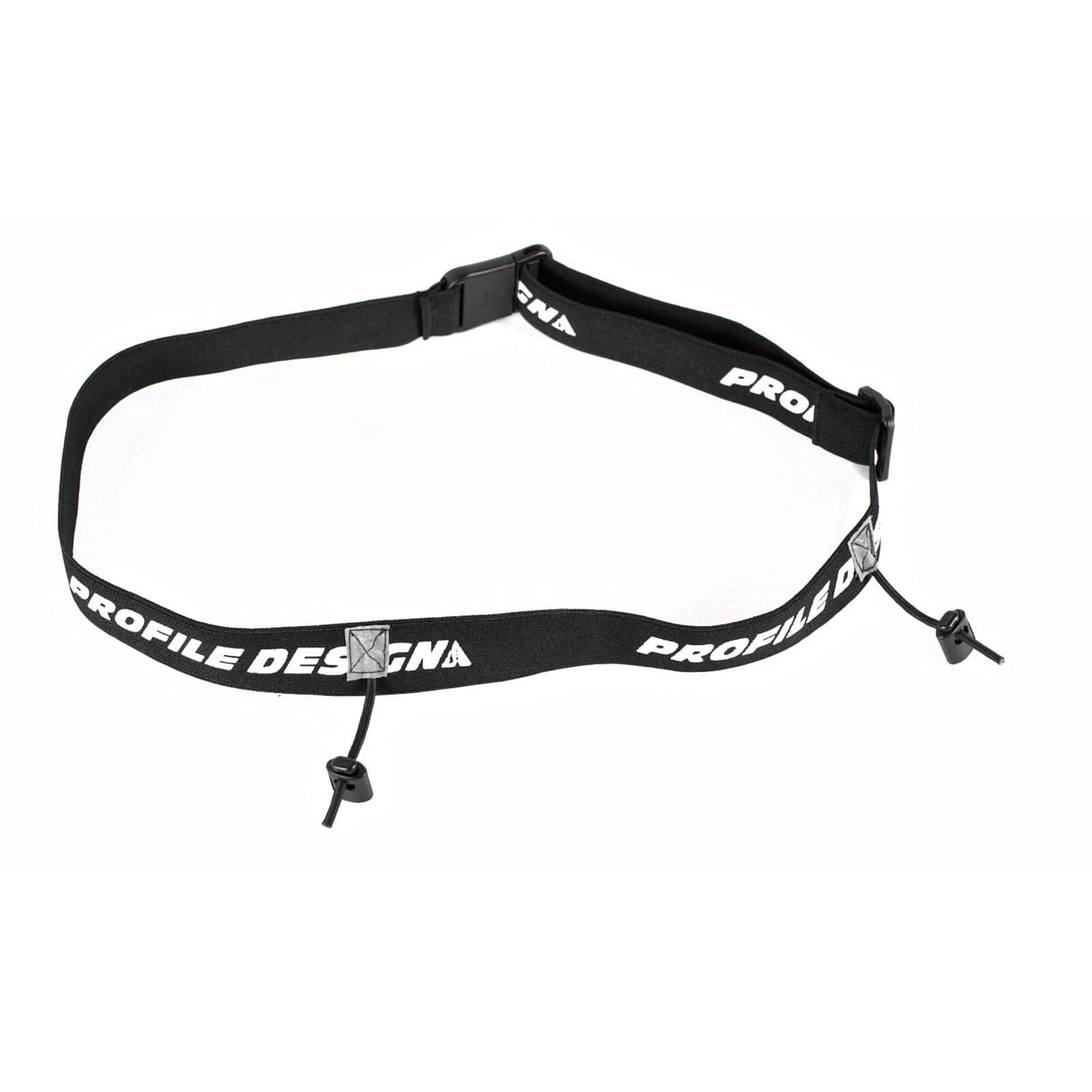 Profile Design Profile Design Race Number Belt - Black