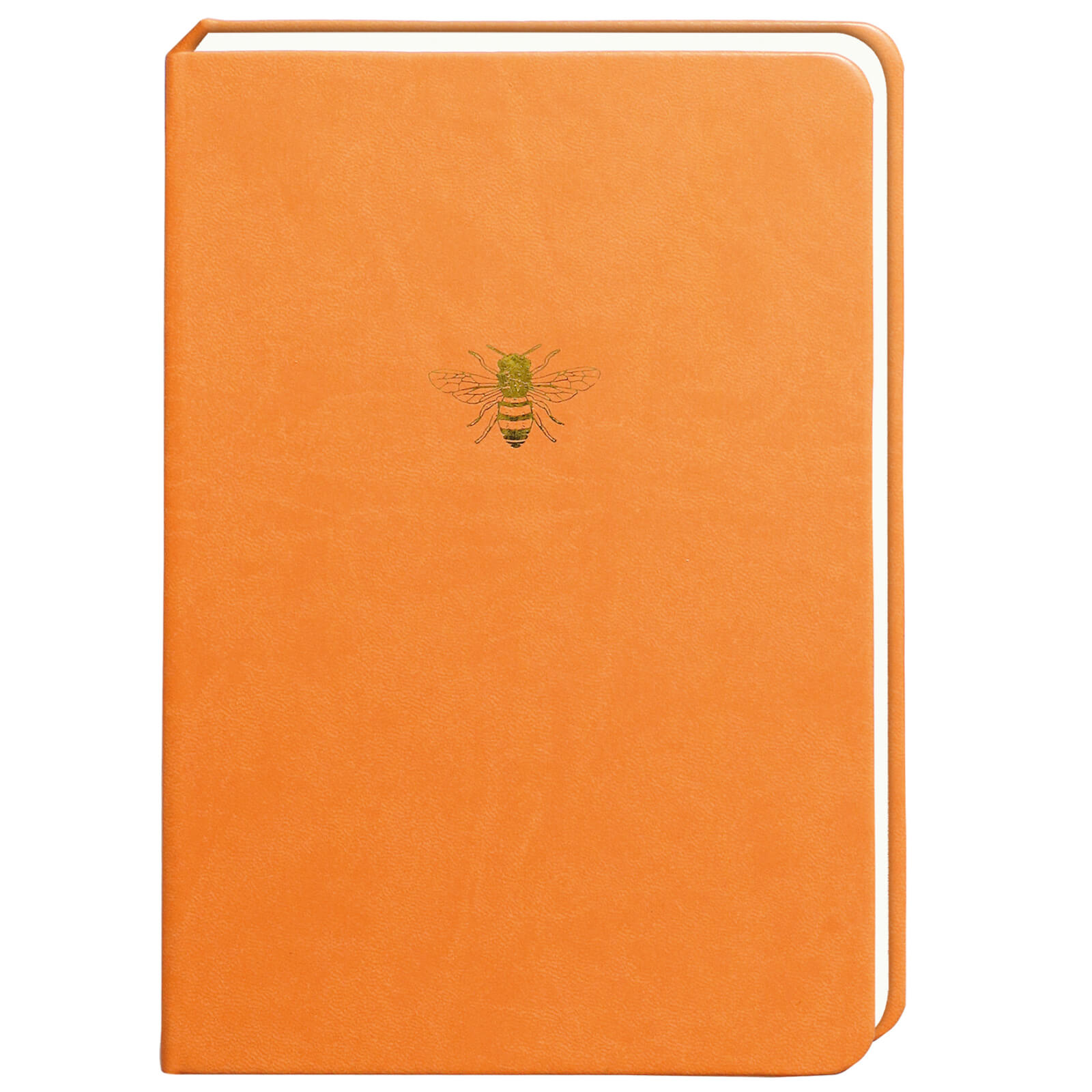 Sky + Miller Bee Notebook - Orange