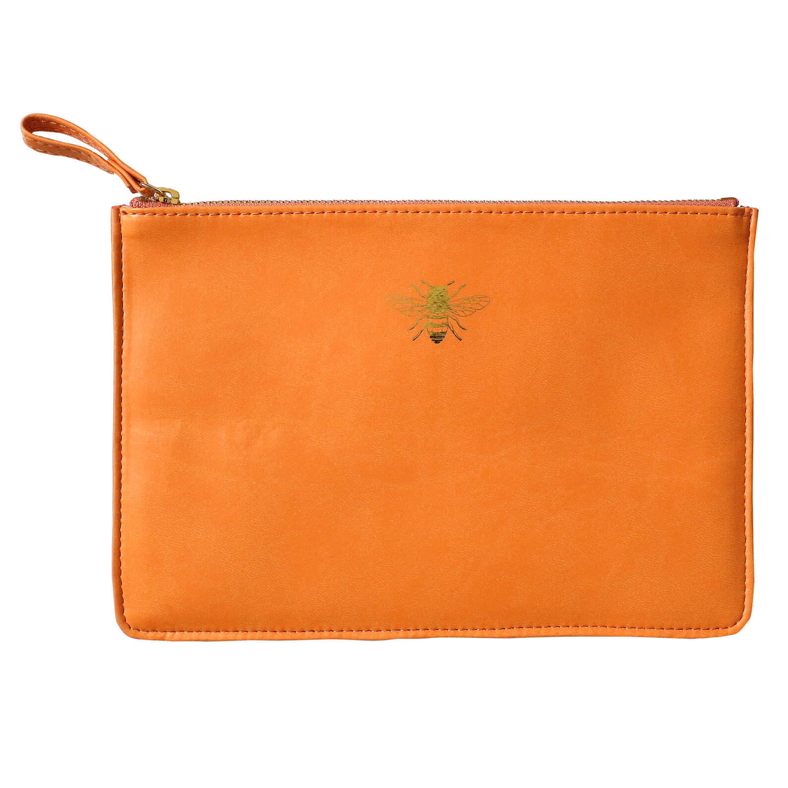 Sky + Miller Bee Pouch - Orange