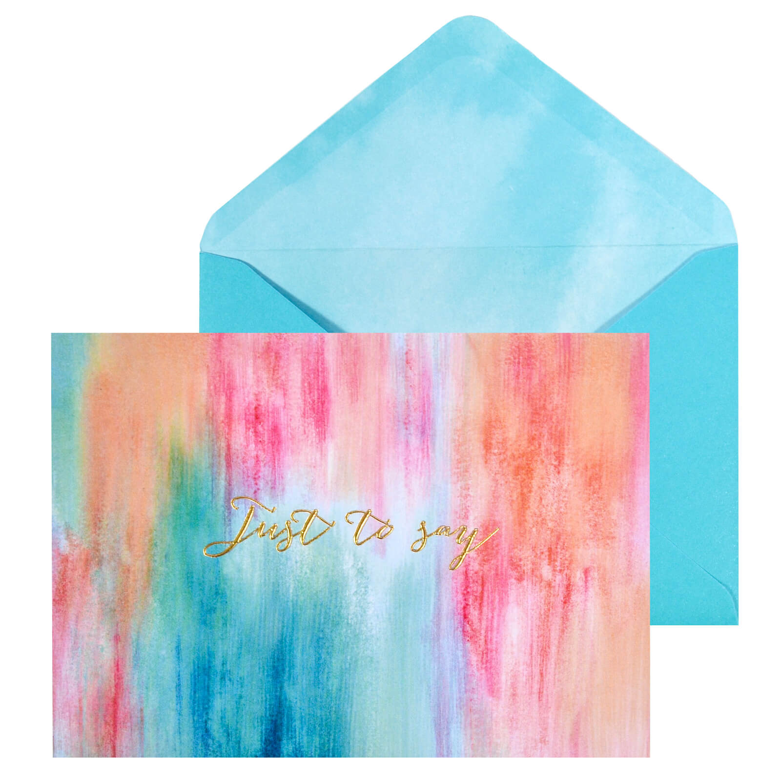 Portico Designs Notecards - Summer