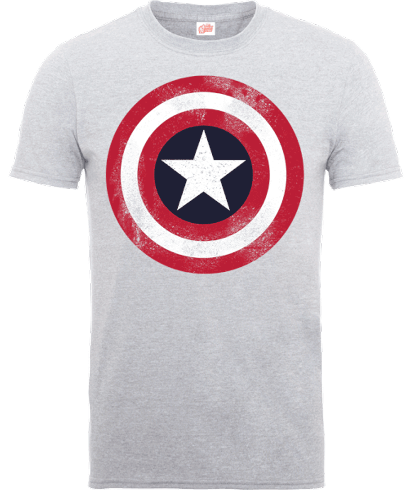 Infinity war Marvel Avengers Assemble Men/'s T-shirt Captain America Comic GREY