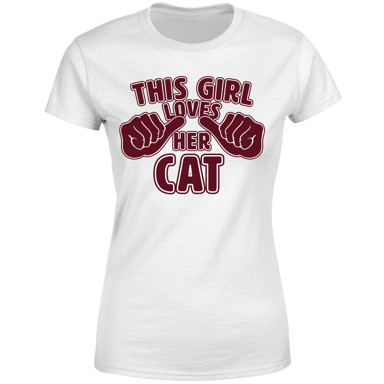 This Girl Loves Her Cat Women