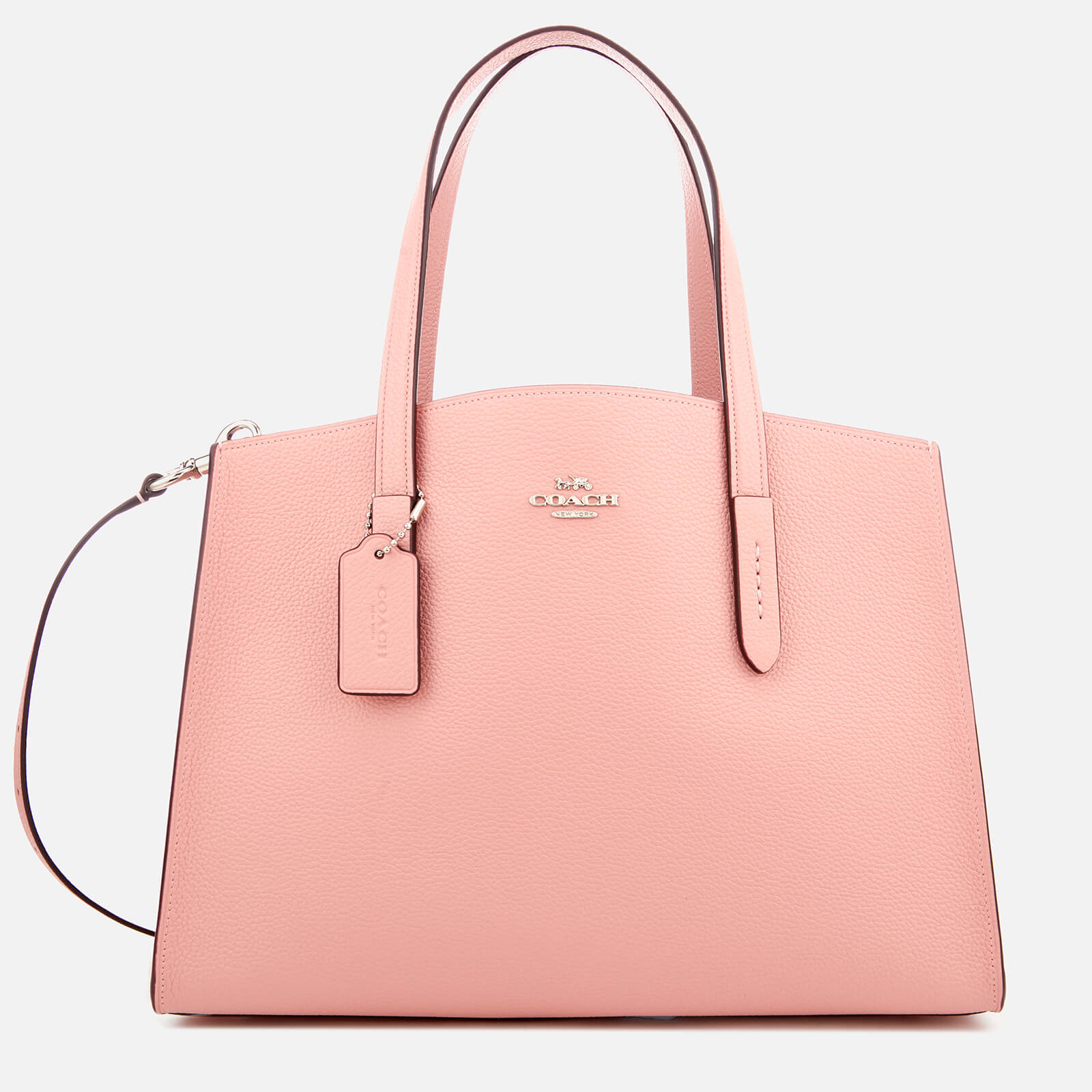 08a993779d Coach Women s Charlie Carryall - Peony - Free UK Delivery over £50