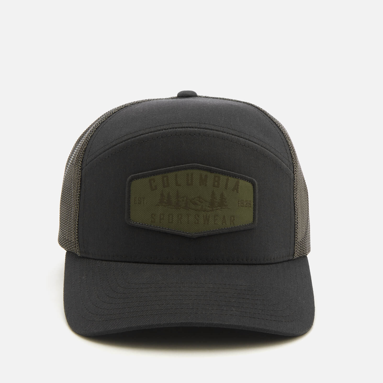 1e13bb330adae Columbia Men s Trail Evolution Snapback Hat - Shark Hex Patch Clothing