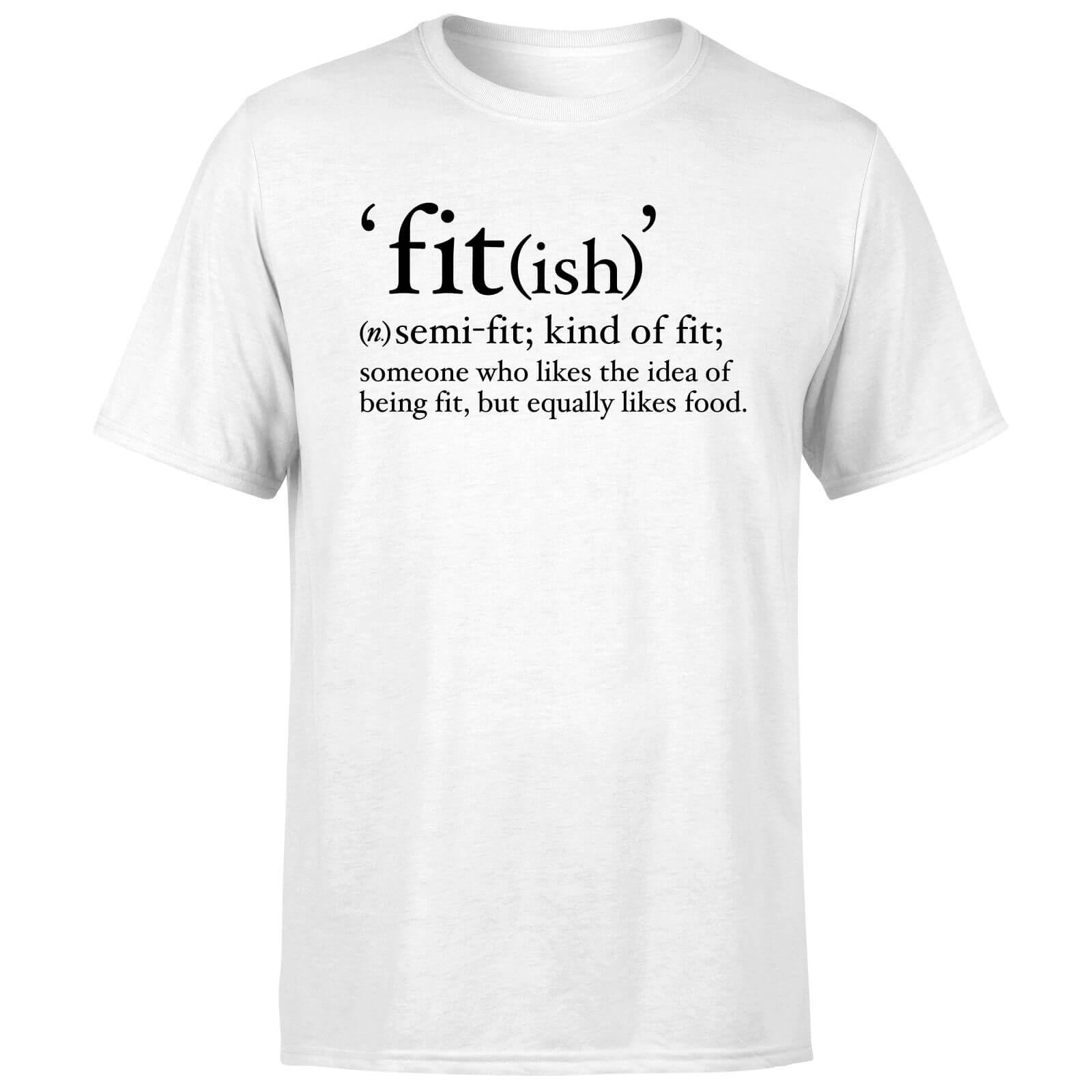 Fit (ish) T-Shirt - White