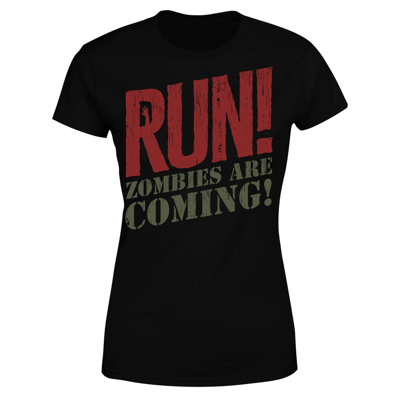 RUN! Zombies Are Coming! Women