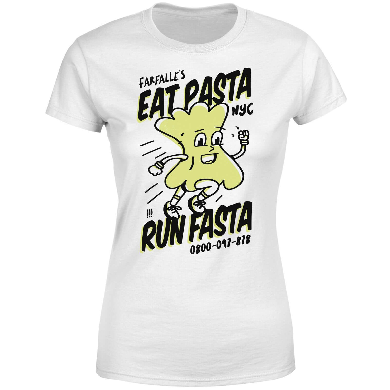 EAT PASTA RUN FASTA Women