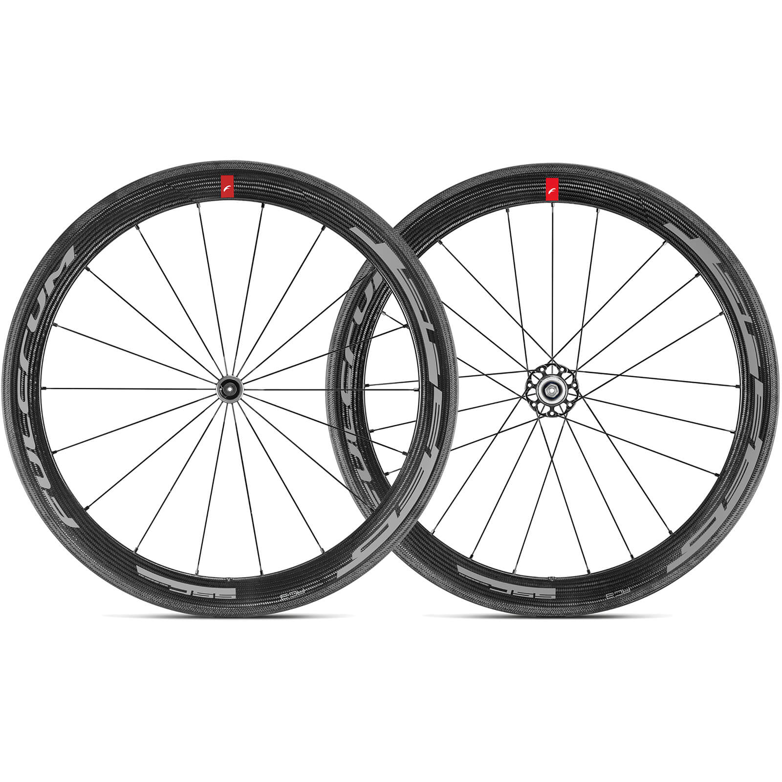 Fulcrum Racing Speed 55C C17 Clincher Wheelset