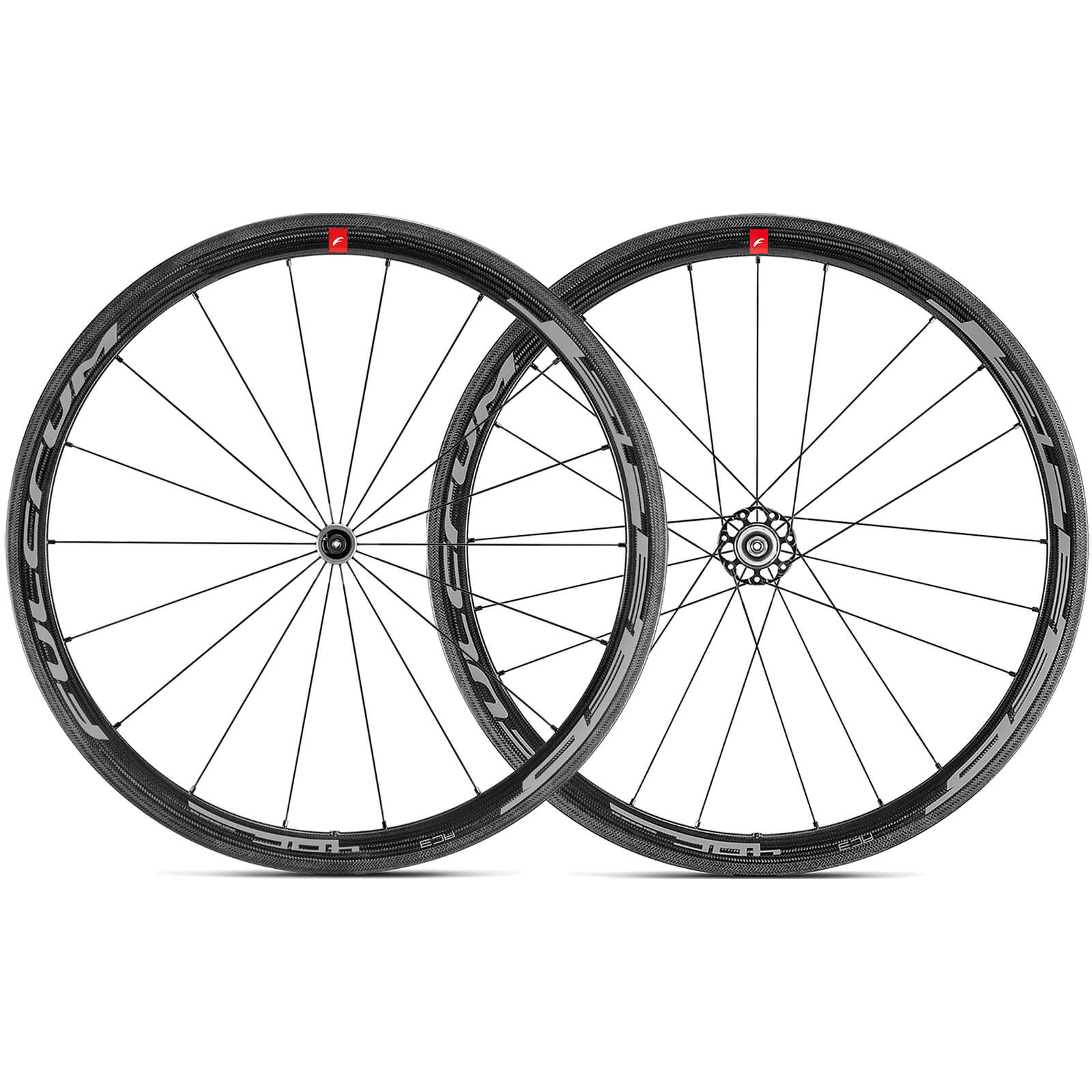 Fulcrum Racing Speed 40C C17 Clincher Wheelset
