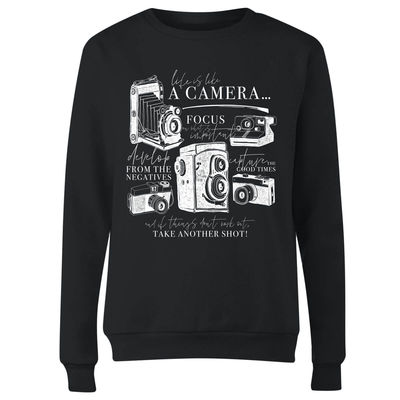 Life Is Like A Camera Women