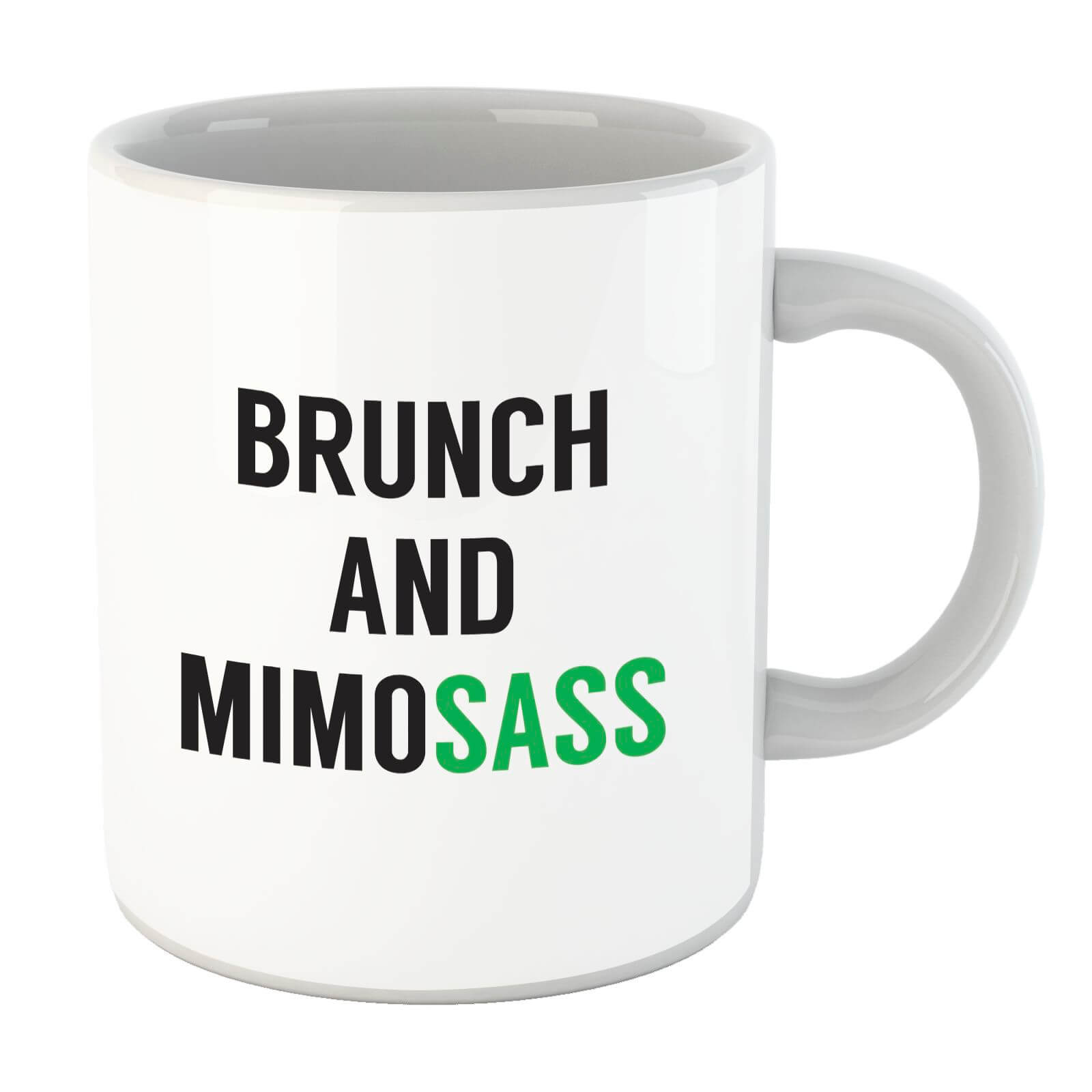 Brunch And Mimosass Mug
