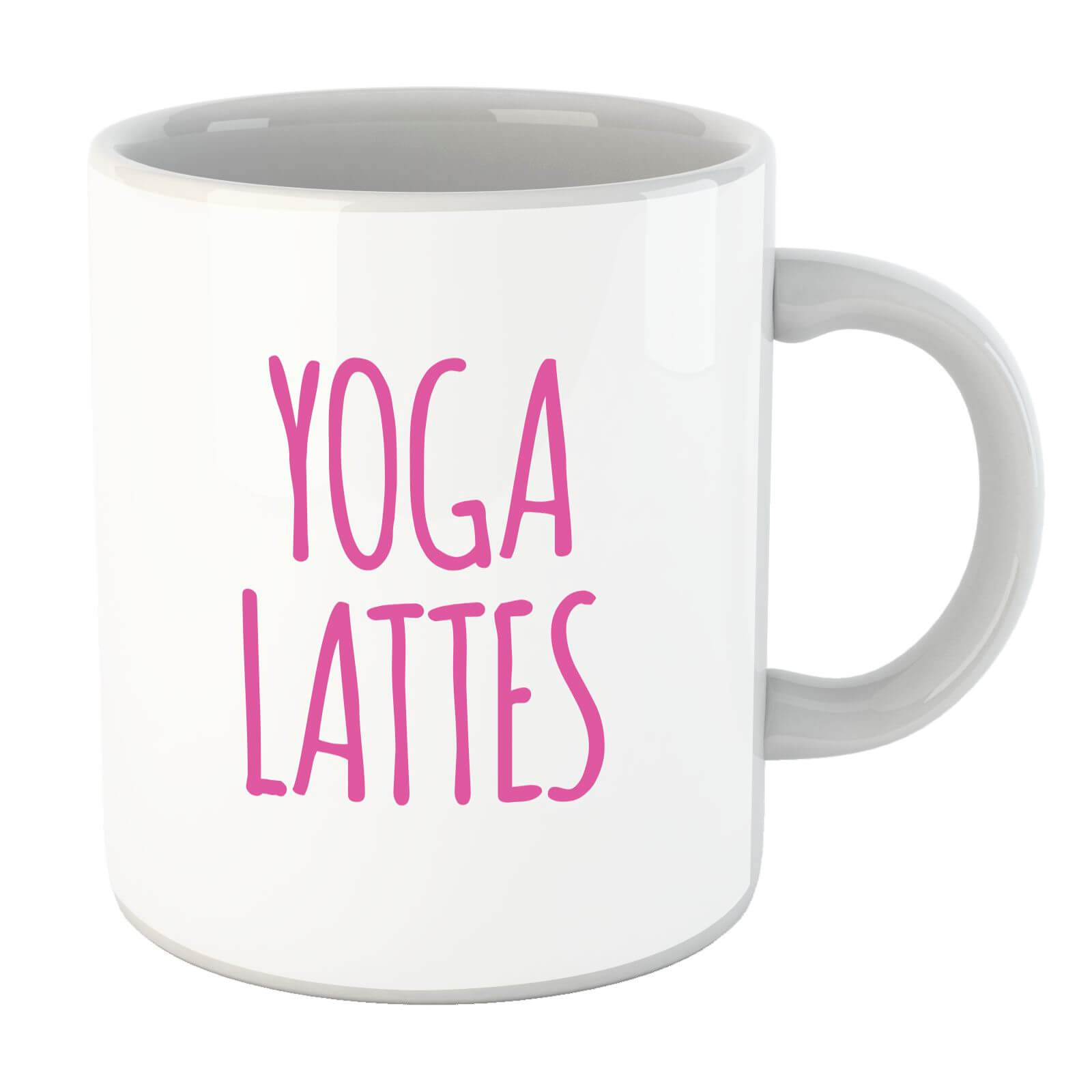 Yoga Lattes Mug