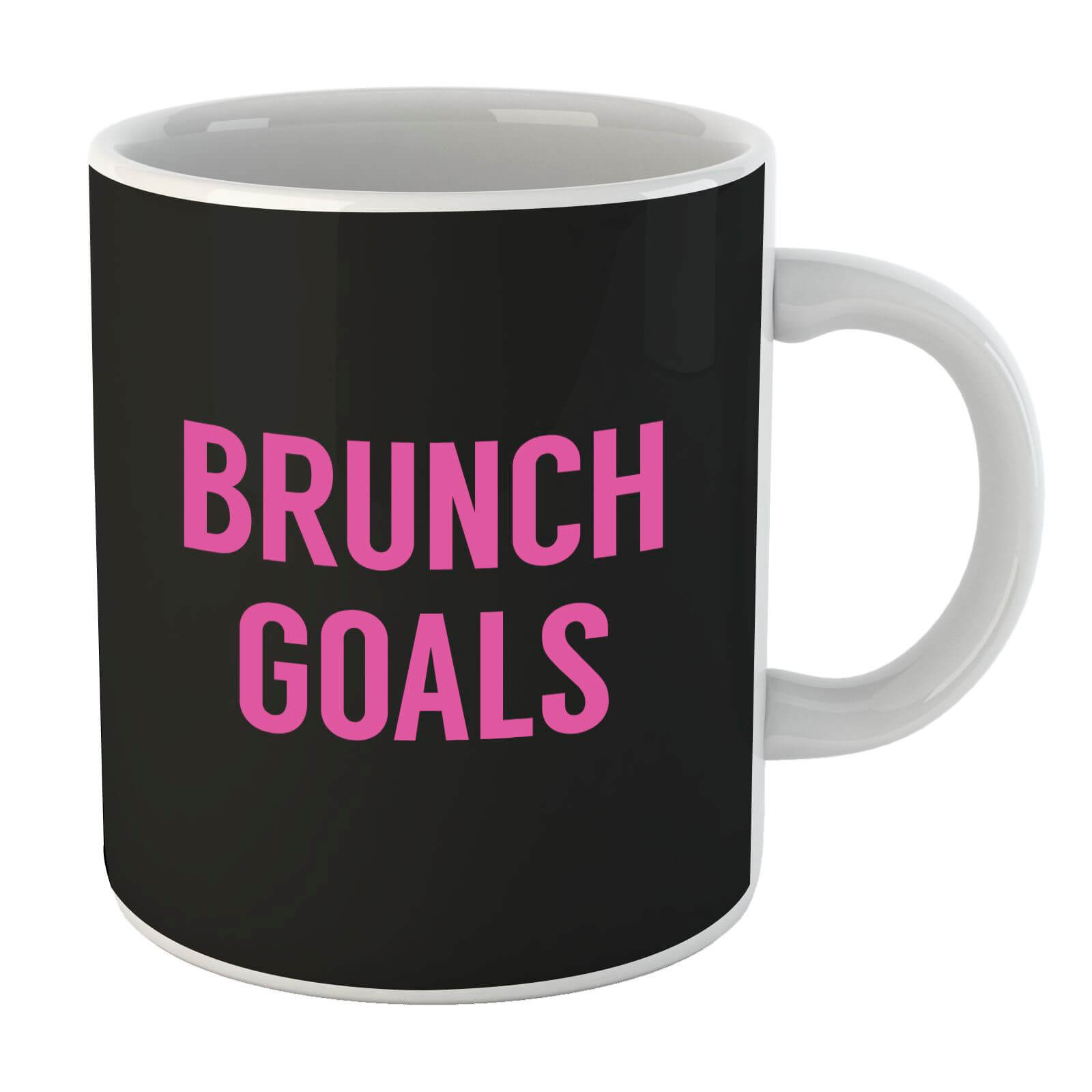 Brunch Goals Mug